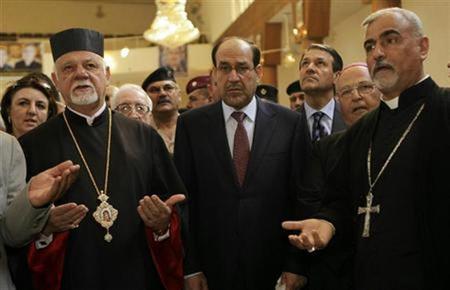 アルカーイダ系がテロ扇動、国外移住加速も イラク、キリスト教徒受難